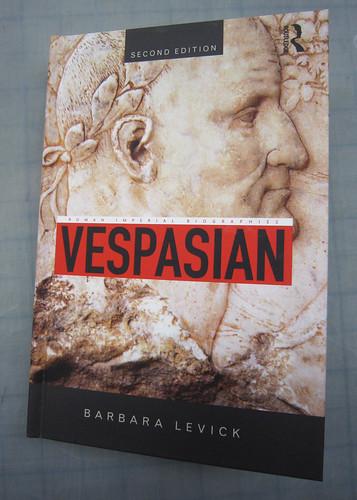 Vespasian- cover