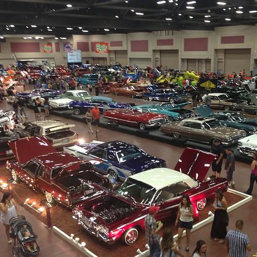 O Reilly Car Show Sioux City Ia