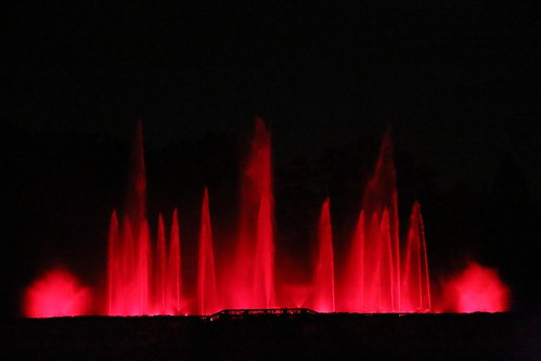 Longwood Gardens Night Fountain Light Show 6 John Flickr