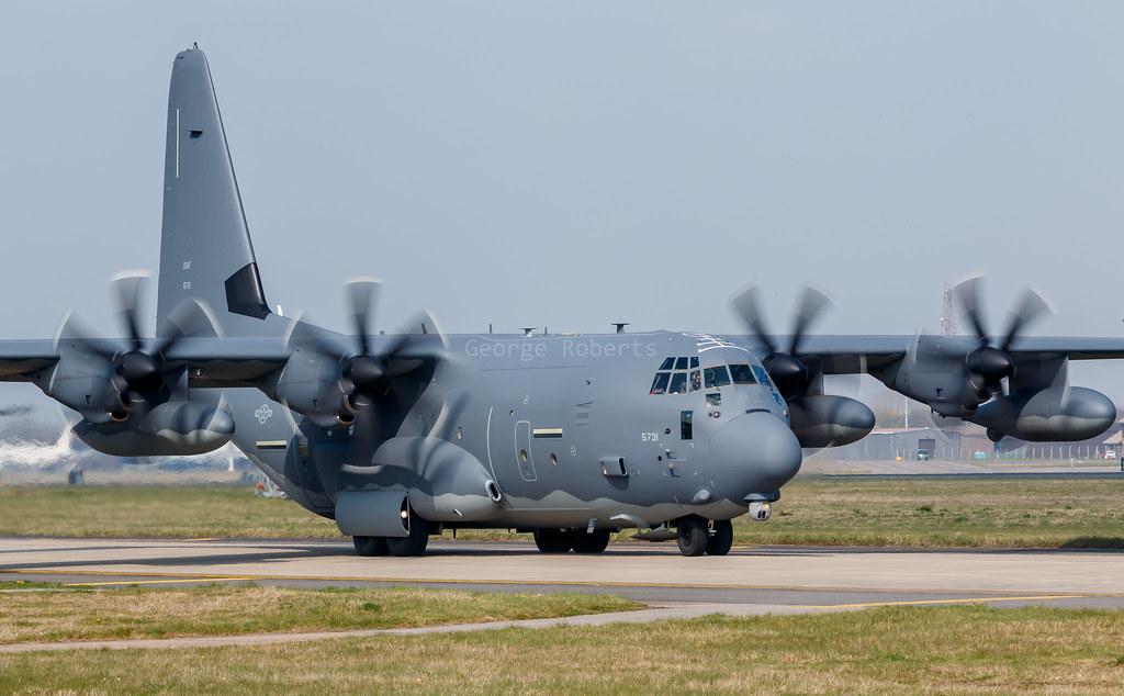... Lockheed Martin MC-130J 11-5731 RAF Mildenhall, UK | by Multy-