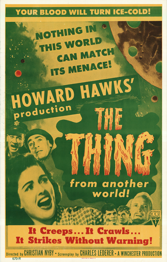 The Thing From Another World - Poster 1
