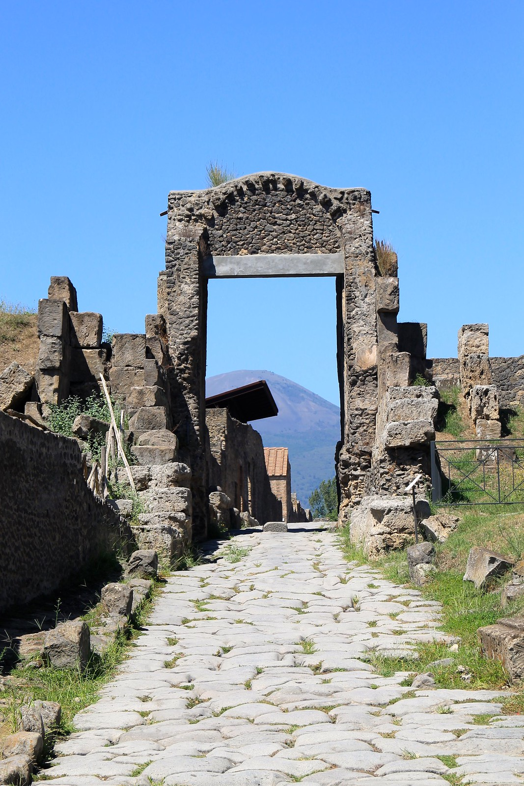 Pompeii Scavi Italy travel blogger UK