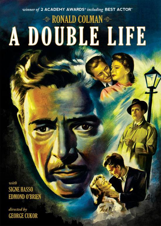 A Double Life - Poster 3