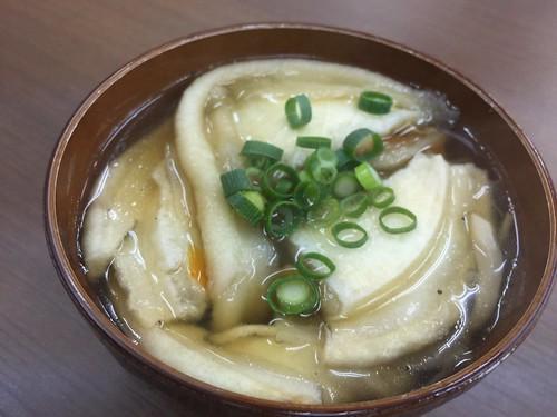 八戸の郷土料理 せんべい汁