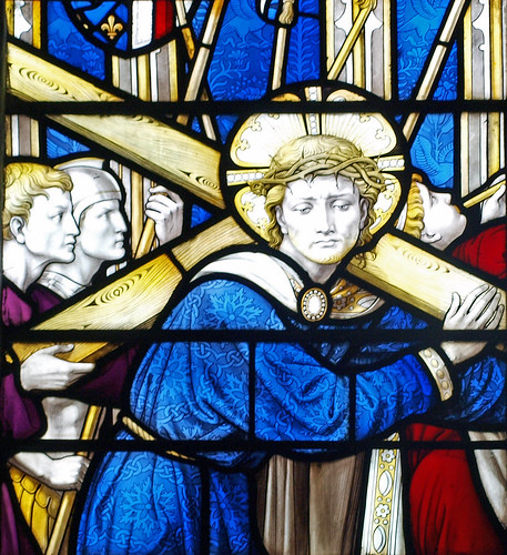 S chapel E window Ninian Comper 1920 (10)
