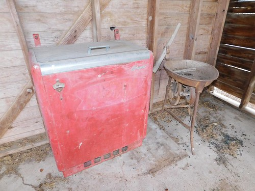 Glasco Coco cola dry box | by thornhill3