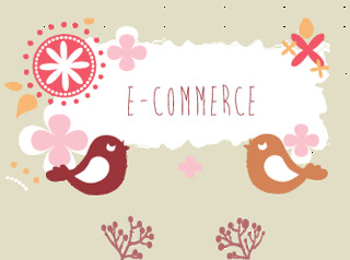 eCommerce | by byebyebirdy_dk