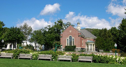 Camden, Maine - the Public Library | by UGArdener