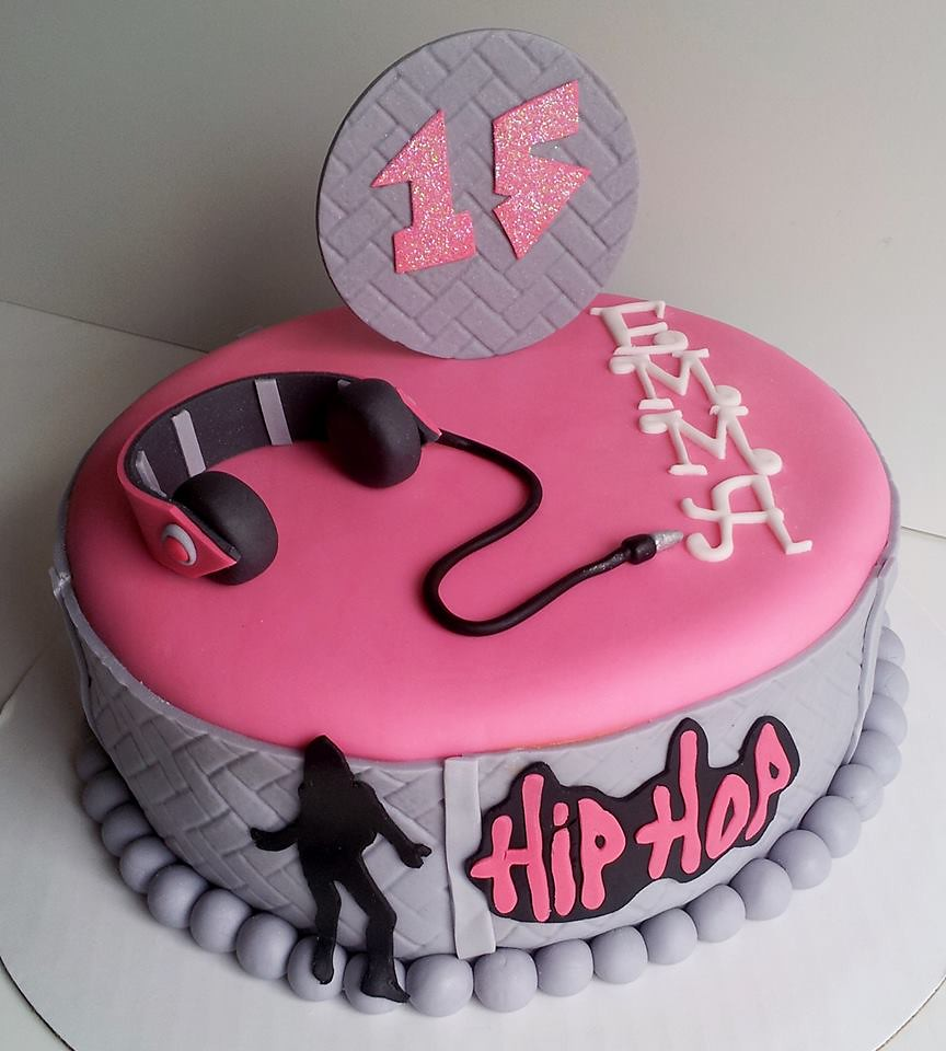 Hip Hop Cake By Pink Icing By Jazz Triad Area Nc Bi Flickr