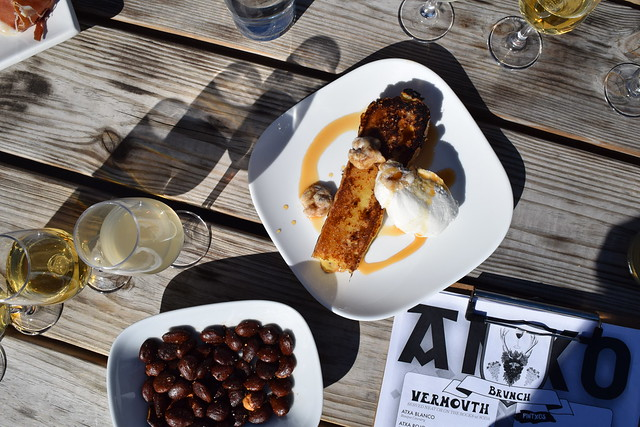 ANXO Cidery & Pintxos Bar Brunch