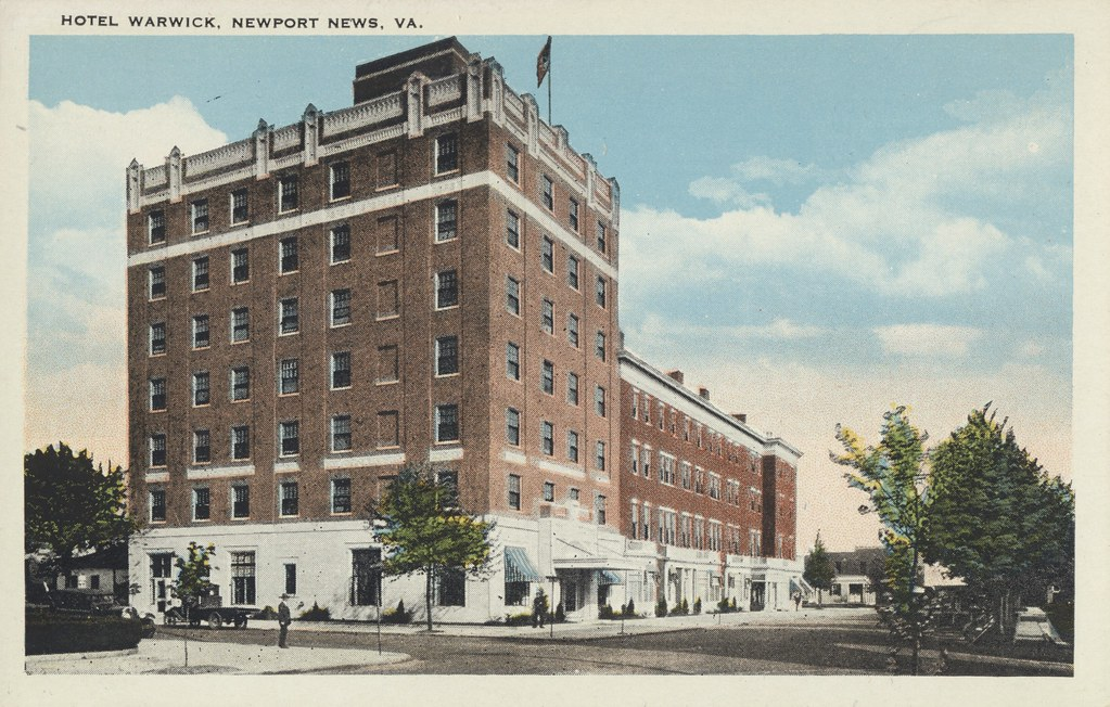 Hotel Warwick - Newport News, Virginia
