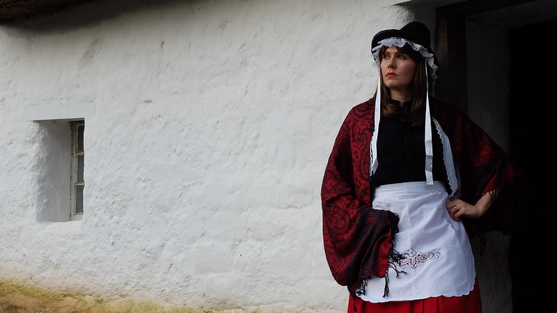 Welsh costume