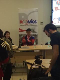 Romics 2017 - Yoshiyuki Tomino