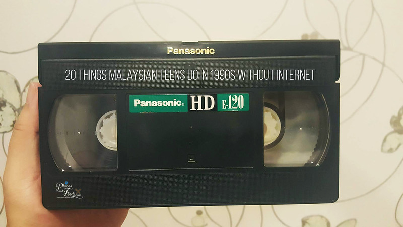 20 Things Malaysian Teens Do in 1990s without Internet