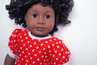 American Girl Doll - Truly Me #58