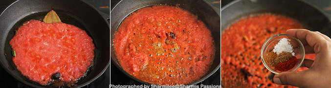 How to make Shahi paneer recipe - Step6