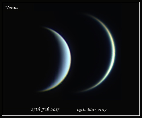 2017-03-14 changing phase of Venus