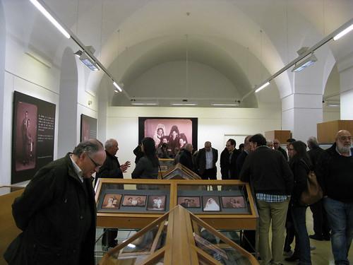 "Inauguración exposición ""Badajoz Retratado. Fondo Leonardo Rodríguez. 1950-1986"""