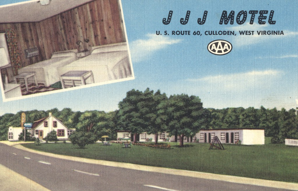 JJJ Motel - Culloden, West Virginia