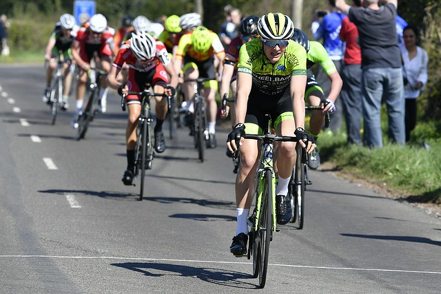 2017 British Cycling Junior Road Series : Junior Tour of the Mendips Day 2