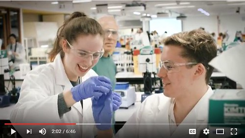 2016 QUT Vice-Chancellor's STEM Camp video