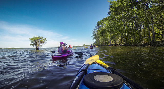Paddle to Church Island with the Tri-County Blueways Paddlers-061
