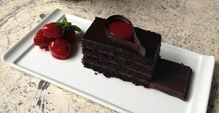 Chocolate Layer Cake | by thepalmshotel