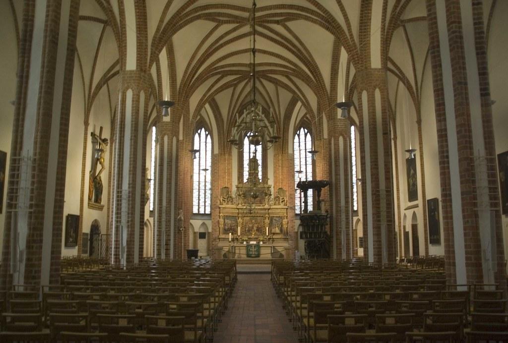 The Nikolaikirche, Spandau, Berlin