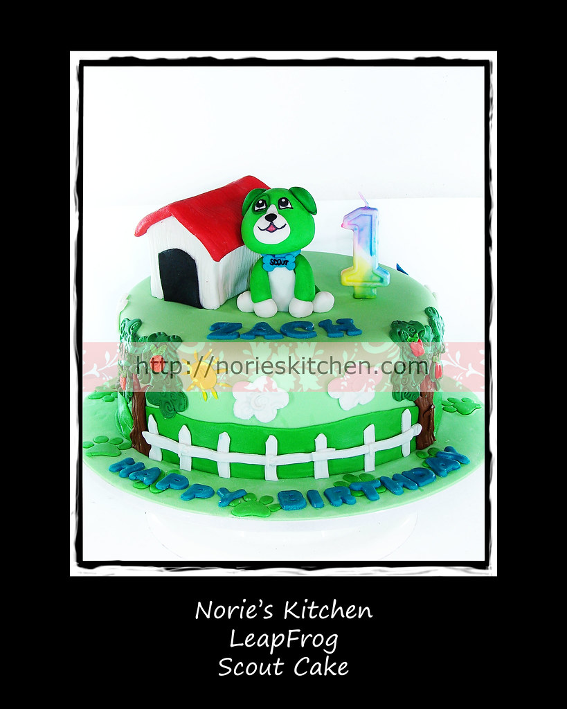 Nories Kitchen Leapfrog Scout Cake Please Like My Page Flickr