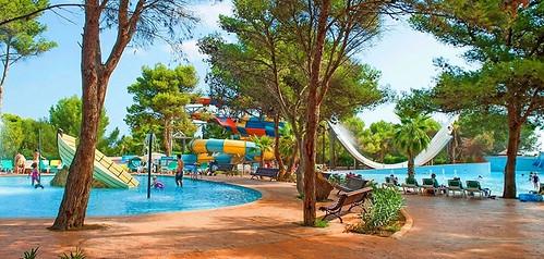 Parque acu tico marina parc 21 hotel resort en menorca - Parque acuatico menorca ...