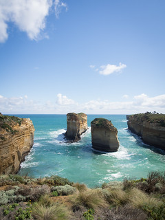 Loch Ard Gorge | by seasonal wanderer