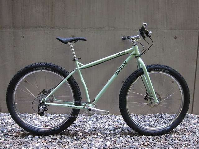 SURLY Karate Monkey Mint SL