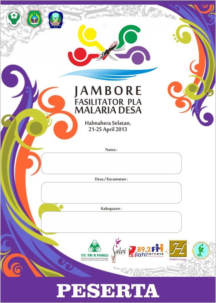 Id Card Peserta Malaria Center Halmahera Selatan Asalada09 Flickr