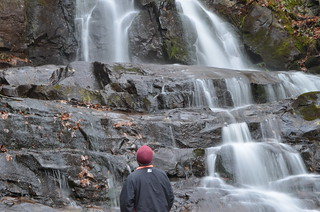 Sort of Me....At Laurel Falls | by Just Rich for now ..... :)