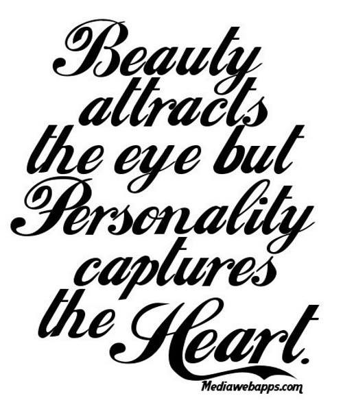 Beauty Personality Quotes Facebook Httponfbmey86 Flickr