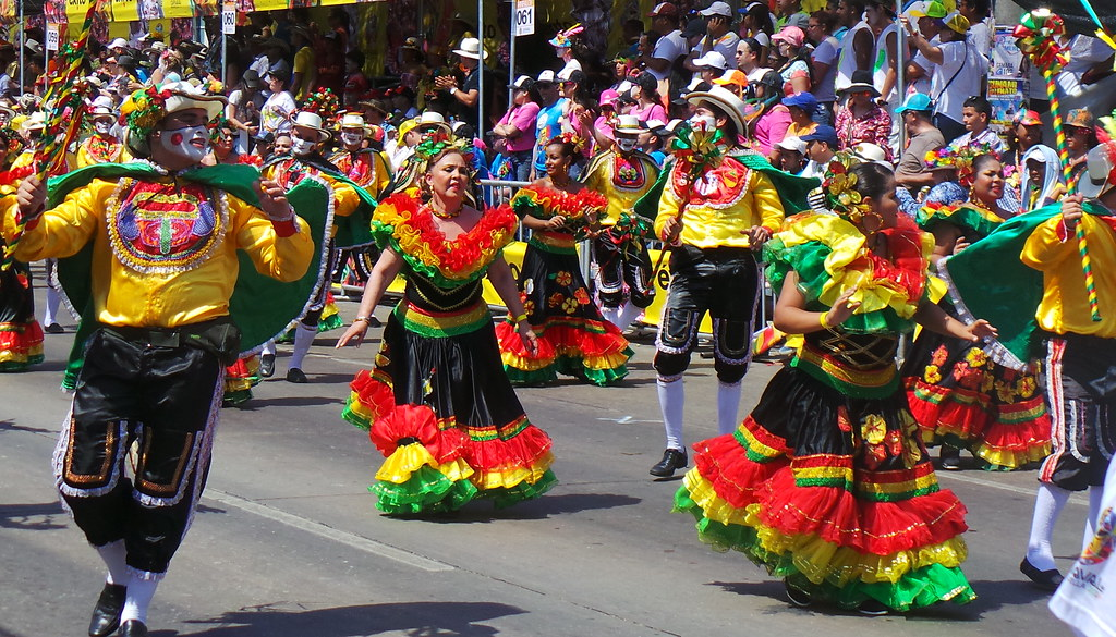 Image result for Carnival of Barranquilla