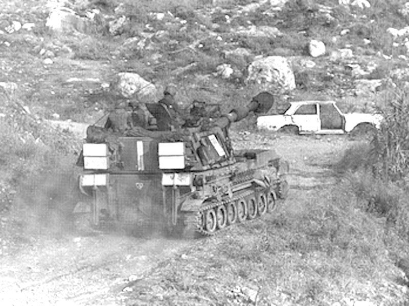 155mm-M109-Rohev-lebanon-198306-ege-2