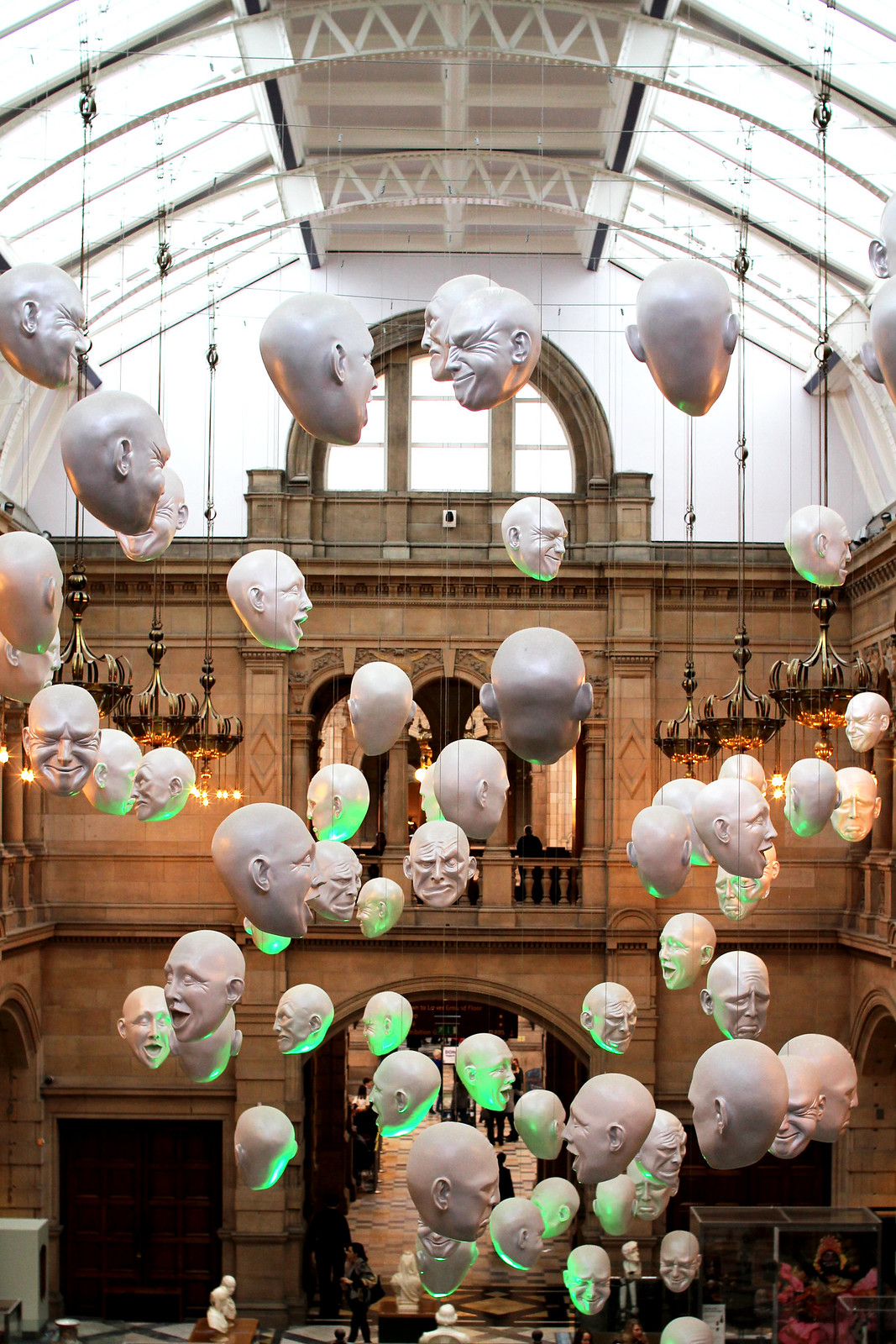Kelvingrove Gallery Glasgow UK travel blogger