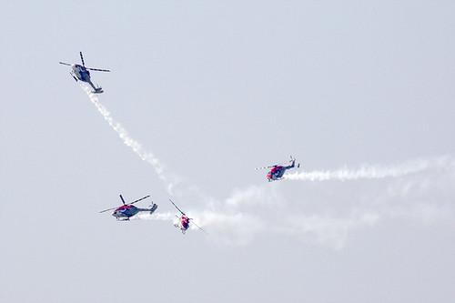 Flight show training 02