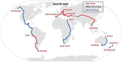 世界地図 ルート_Ink_L2