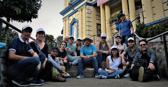 Recorrido: Barrio Prado centro