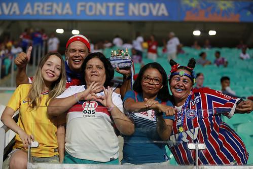 Bahia 3x0 Altos-PI - Copa do Nordeste 2017 por Felipe Oliveira