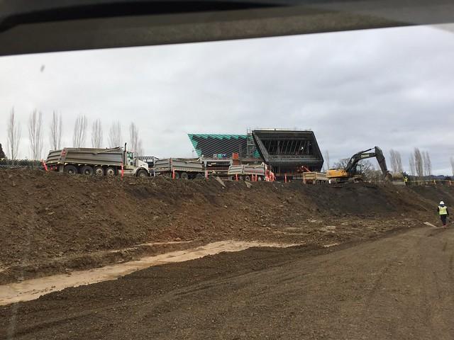 Excavation at Nike