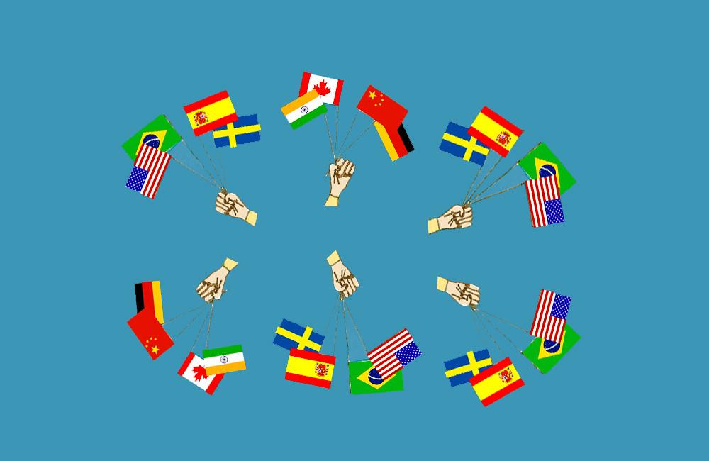 Miksi opiskella vieraita kieliä