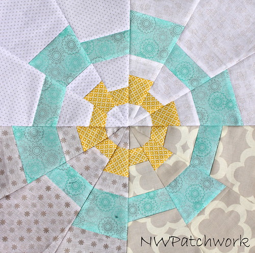 Bee Sew Modern - June for Allison | by nwpatchwork