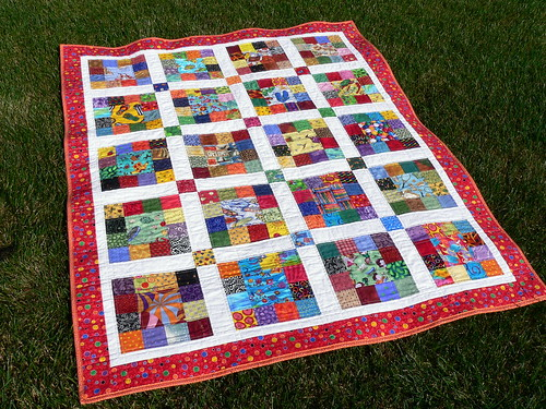 Scrappy Summertime | by Deb@asimplelifequilts