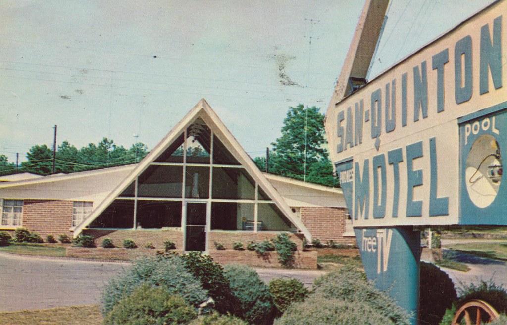San Quinton Motel - Dalton, Georgia
