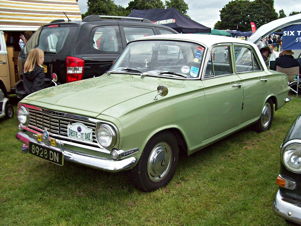 156 vauxhall victor fb 1963 by robertknight16