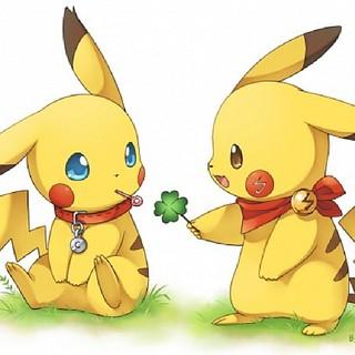 Anime Pokemon Pikachu Pika Pikaka Kawaii Cute Yell Flickr
