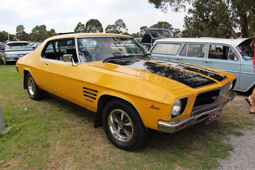 ... 1973 Holden HQ Monaro GTS Coupe | by Sicnag & 1973 Holden HQ Monaro GTS Coupe | Mustard. The HQ Holden was\u2026 | Flickr